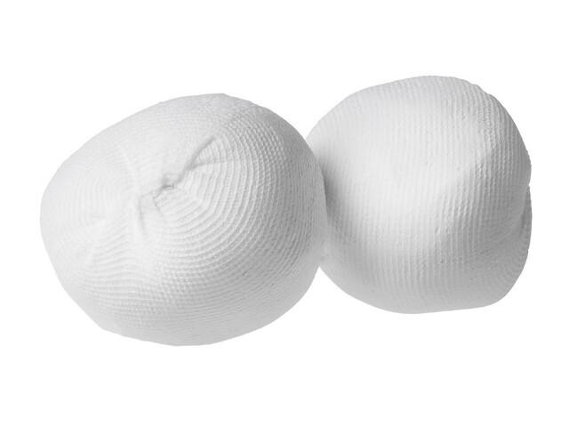 AustriAlpin Twin  - Magnésie - 2x35g blanc